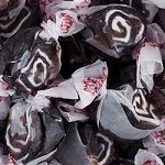 Wedding Candy Buffet Black Licorice Salt Water Taffy