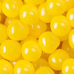 Wedding Candy Buffet Yellow Lemon Fruit Sour Balls